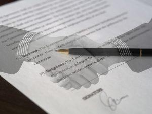 הסכם חתום
