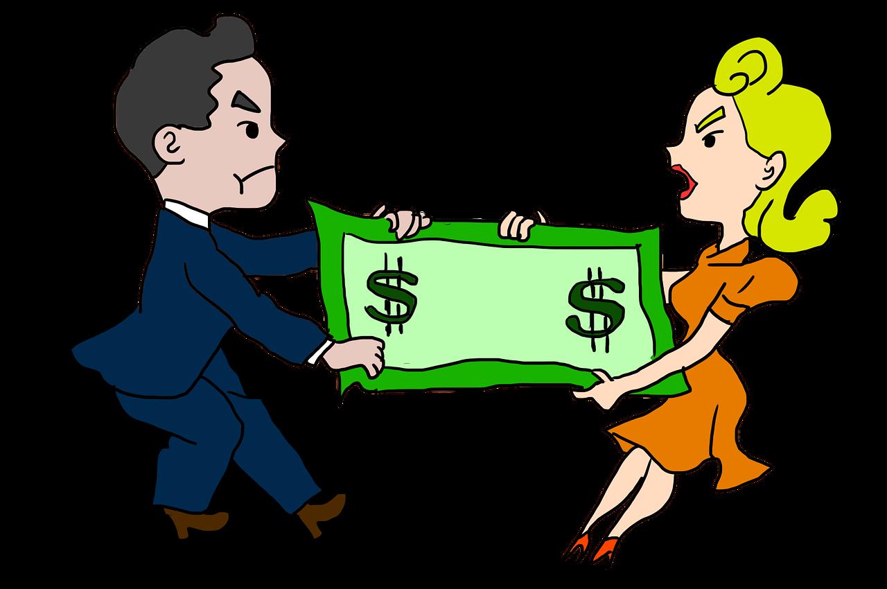 דיון בקשר לכסף
