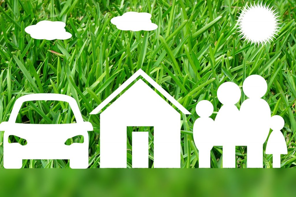 בית משפחה ורכב